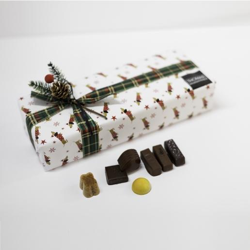 Pralines geschenkverpakking